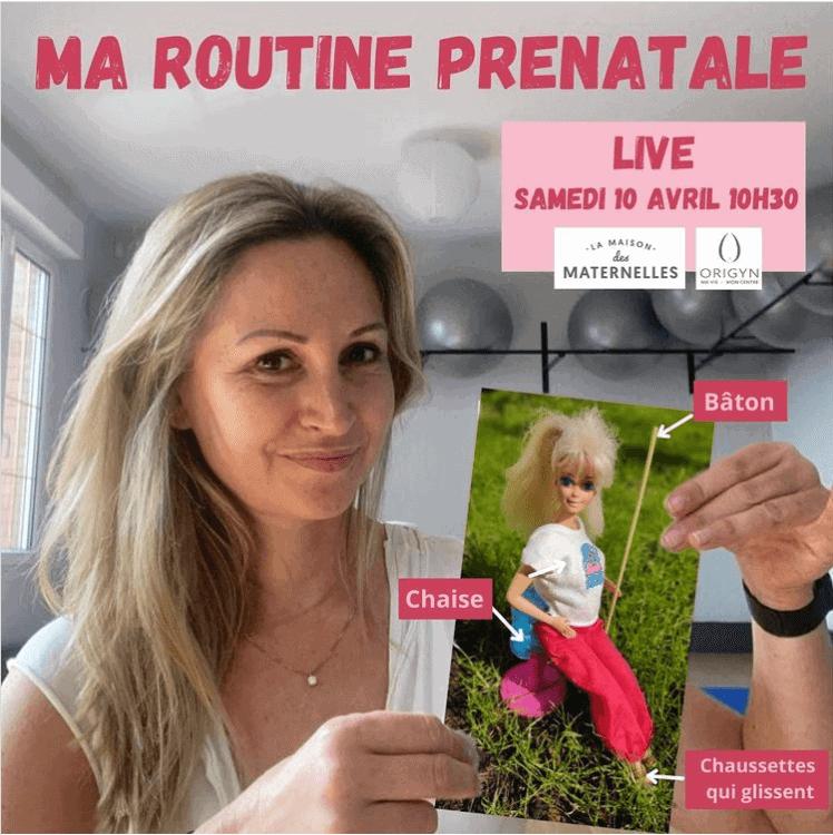 ma routine prenatale